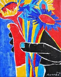Nancy Rourke Paintings — Grow Sunflowers
