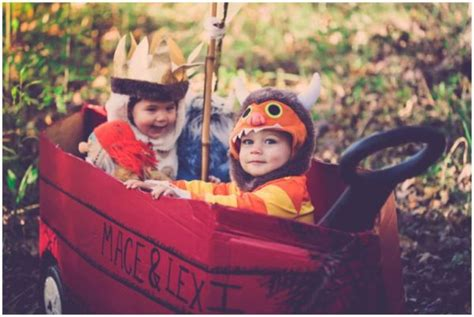 Cardboard Boat Where The Wild Things Are by Where The Wild Things Are Kids Shoot By Hayley Smith