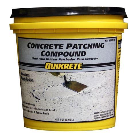 quikrete 1 qt concrete patching compound 8650 35 the