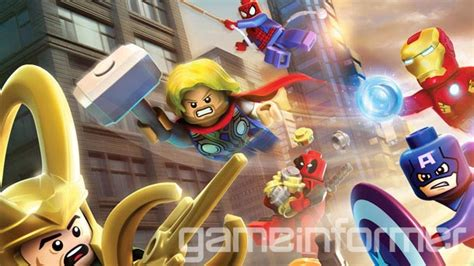 february cover revealed lego marvel heroes news