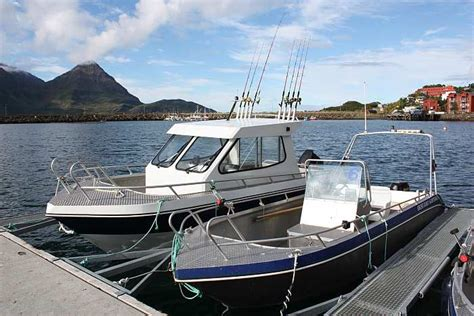 Aluminium Boot Norwegen by Angeln In Norwegen 216 Ksfjord Sj 248 Fiske G 252 Nstig Buchen Nnoks