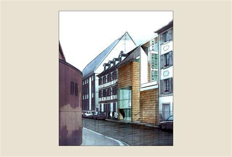 ecole des arts decoratifs de strasbourg emmanuelle et laurent beaudouin architectes