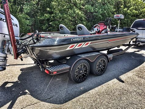 Bass Fishing Boat Videos by Gallery Charger Boats