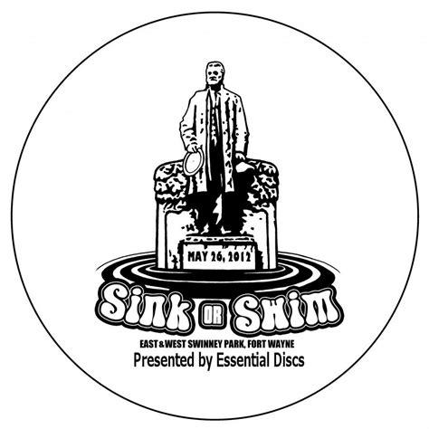 sink or swim at swinney 2012 essential discs 183 disc golf