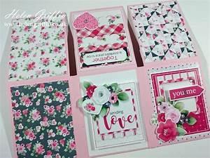 Tutorial | Miniature Valentine's Day Album – Helen Griffin