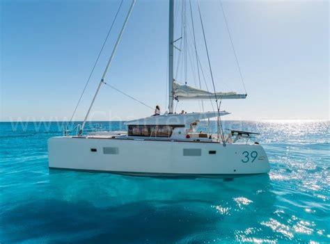 Catamaran Day Charter A Vendre by Lagoon 39 Catamaran Charter In Ibiza Charteralia Boat