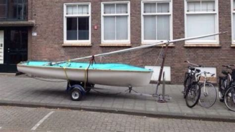 420 Te Koop Zeilboot by Zeilboten Watersport Advertenties In Noord Holland