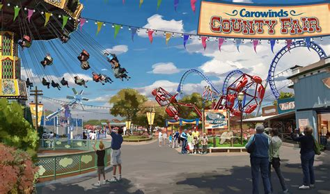 """New """"classic"""" Thrill Rides And Winterfest Holiday Festival"""