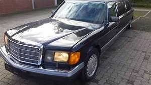 1988 Mercedes-Benz 560 SEL W126 Stretch Limosine 1000 SEL ...