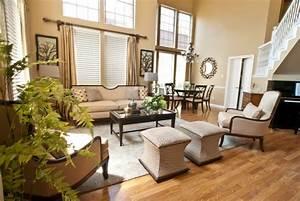 Warm Formal Atmosphere Living Room Ideas - Homeideasblog.com