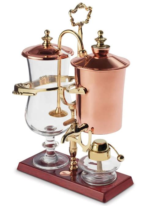 Steampunk coffeemaker comes home   CNET