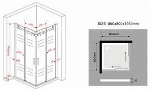 Schiebetür 80 Cm : area 80 x 80 cm glas schiebet r dusche duschkabine duschwand duschabtrennung ebay ~ Markanthonyermac.com Haus und Dekorationen