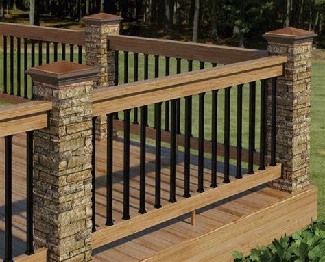 20 creative deck railing ideas for inspiration hative