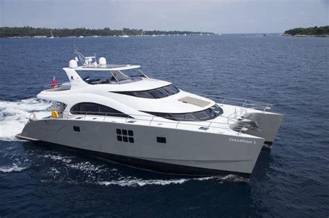 Catamaran Vs Monohull Ferry by Damrak Ii Luxury Power Catamaran Casual Caribbean