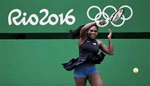 Rio 2016: Serena Williams wins seventh consecutive Olympic ...