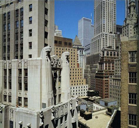 deco new york buildings
