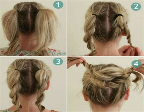 Bun Hairstyles For Your Wedding Day With Detailed Steps And Pictures (just 5 Steps