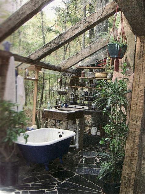 Outdoor Bathroom Designs  Design Ideas