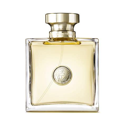 versace pour femme eau de parfum spray 100ml feelunique