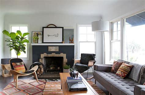 V Home Interiors : Get Inspired By The Desert Modern Decor Trend