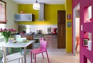 Küche Rot Streichen : welche wandfarbe f r k che 55 gute ideen und beispiele ~ Markanthonyermac.com Haus und Dekorationen