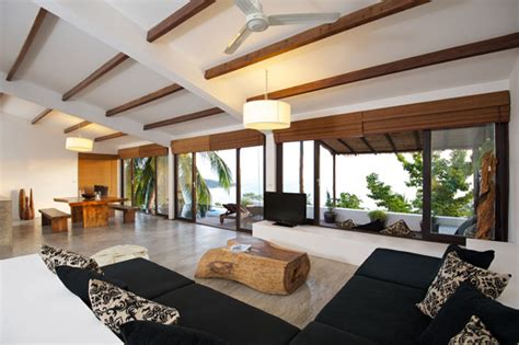 Tropical Home Style : Beautiful Home Interiors