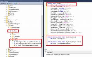 SQL Server 2014 Tips: Create indexes directly via CREATE ...