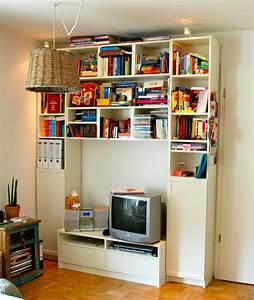 Ikea Möbel Weiß : ikea billy regal kombination regalwand tv kombination in wei in garching ikea m bel ~ Markanthonyermac.com Haus und Dekorationen