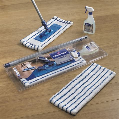 quickstep heavy duty microfibre mop cloths cleaning