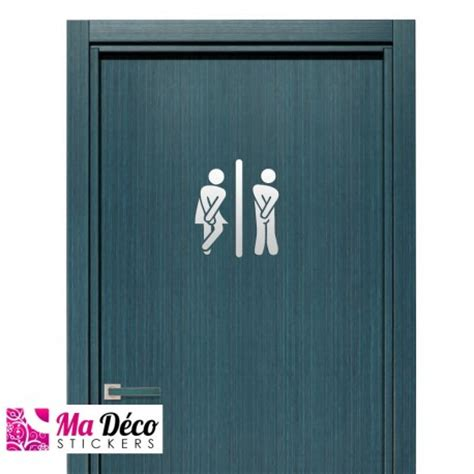 sticker wc