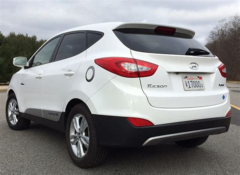 Hyundai Tucson Fuel-cell Vehicle