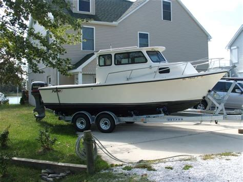 Old Parker Boats For Sale by Wts 23 Parker Pilot House 95 250 Yamaha The Hull Truth