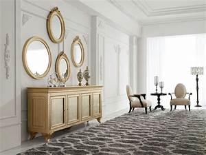 Vintage Zimmer Einrichten : sideboard dekorieren und einen positiven effekt erzielen ~ Markanthonyermac.com Haus und Dekorationen
