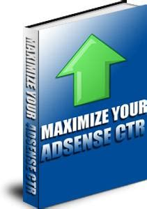 *new!* Maximize Your Adsense Ctr  Skyrocket Your Adsense