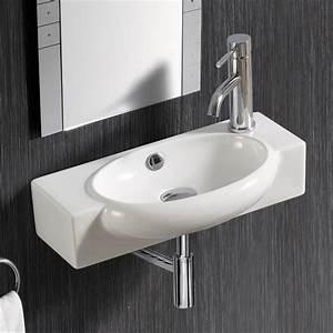 Handwaschbecken Gäste Wc : lux aqua g ste wc waschbecken nano beschichtung 4522tr n ebay ~ Markanthonyermac.com Haus und Dekorationen