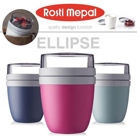 Rosti Mepal   Lunchpot Ellipse   Cookfunky