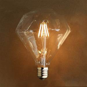 Werden Led Lampen Warm : retro led lamp e27 4w warm wit kosilamp ~ Markanthonyermac.com Haus und Dekorationen