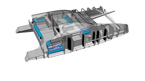 Schionning Catamaran Design by G Force 1400c Schionning Designs Sailing Catamaran