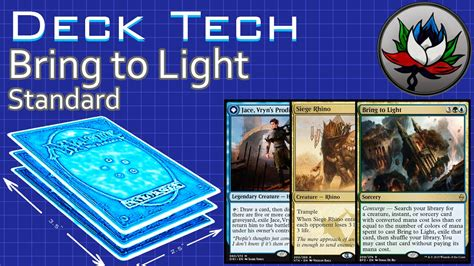 five color bring to light battle for zendikar standard deck tech mtg