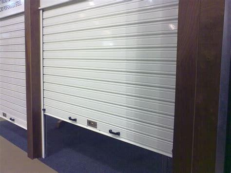 volet roulant metallique garage