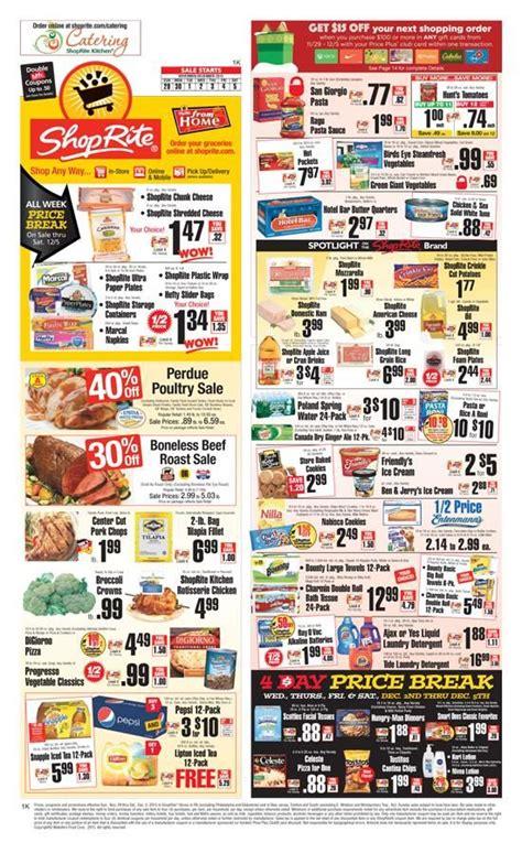 starts sunday shoprite weekly circular budget gt weekly circulars