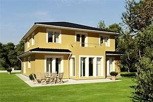 Kosten Massivhaus Mit Keller Schlüsselfertig : mediterranes haus massivhaus typ genua ~ Markanthonyermac.com Haus und Dekorationen