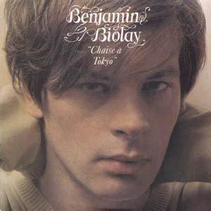 Chaise à Tokyo  Benjamin Biolay, Single En écoute