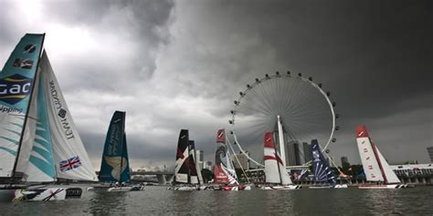 Sailing Boat Singapore by Five Of The Top Asian Sailing Hot Spots