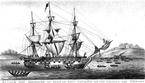 Ship Follow The Trade by Astorian Party S Decision To Follow The River Was Nearly