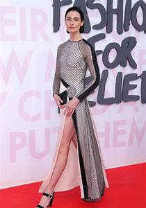 "Erin O'Connor – ""Fashion For Relief"" Charity Gala in Cannes"