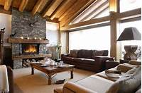 country home decorating ideas Gorgeous Homes in Alpine Chalet Style, Country Home ...