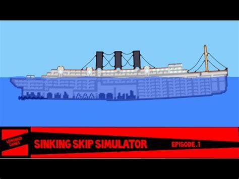 sinking ship simulator ep 1