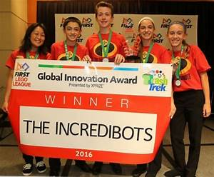 FIRST® Recognizes Students for Innovation in Waste ...
