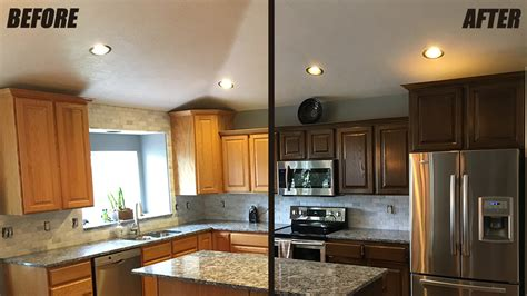 Woodworks Refurbishing Utah Kitchen Water Faucet Best Faucets Grohe Sink Daylight Basement Floor Plans House Two Master Suites Luxury Mansions Single Story 4 Bedroom With In Law